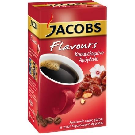 c5ca9ce10e Jacobs Flavours Καραμελωμένο Αμύγδαλο Αρωματικός Καφές Φίλτρου 250 ...