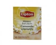 Lipton Χαμομήλι Φακελάκι 1.5 gr X 10 τεμάχια