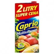 Caprio Πολυβιταμινούχος  Χυμός 2  L