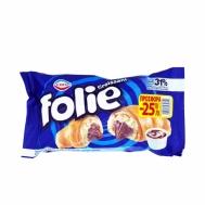 Εβγα Folie  Κρουασάν με γέμιση Κρέμα Κακάο + 50% Προιόν 120 gr