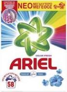 Ariel Actilift Touch of  Lenor Fresh Σκόνη Πλυντηρίου 58 Μεζούρες