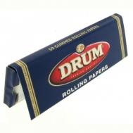Drum χαρτάκια  Μπλέ 50 φύλλα