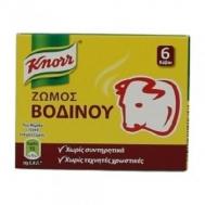 Knorr Κύβος Βόδι 60 gr