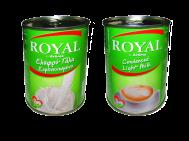 Royal  Γάλα Συμπυκνωμένο Ελαφρύ 4% Λιπαρά  410 gr