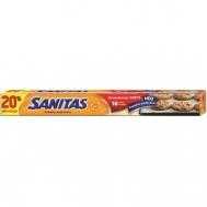 Sanitas Αντικολλητικό Χαρτί Ψησίματος 18 Φύλλα