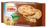 Elite Crackers Μεσογειακά με Σίκαλη και Νιφάδες Βρώμης 105 gr