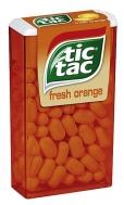 Tic Tac Καραμέλες Πορτοκάλι 18 gr