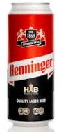 Henninger Μπύρα Κουτί 500 ml