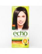 Echo Βαφή Μαλλιών No 4 με Εκχύλισμα Ελιάς και Βιταμίνη c 60 ml