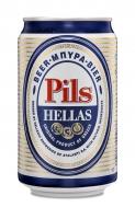 Pils Hellas Μπύρα  330 ml