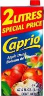 Caprio Χυμός Μήλο  2  L