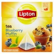 Lipton Blueberry Muffin 20 Φακελάκια