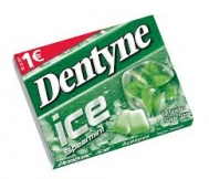 Dentyne Ice Spearmint Τσίχλα 16.8 gr