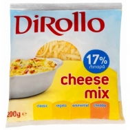 Dirollo Mixed Τυρί Τριμμένο 200 gr
