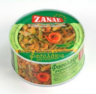 Zanae Φασολάκια Λαδερά 280 gr