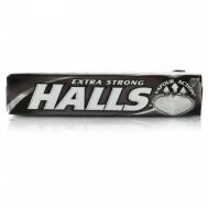Halls Extra Strong Καραμέλες 32 gr