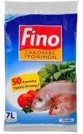Fino Σακούλες Τροφίμων 28x43  Μεγάλες 50 Τεμάχια