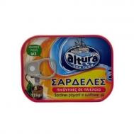 Altura Σαρδέλες Πικάντικες 125 gr