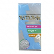 Rizla Ultra Slims carbon 120 Φιλτράκια