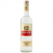 Ούζο 12  700 ml