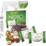 Happy Nero Γκοφρετάκια με Γαλα Φουντούκι 140 gr