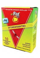 Mr. Fist Εντομοαπωθητικές Πλακέτες 10 Τεμάχια