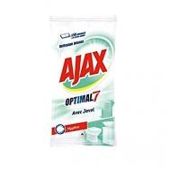 Ajax Πανάκια Καθαρισμού Μπάνιου & Λεκάνης 50 Τεμάχια