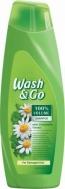 Wash & Go Χαμομήλι Σαμπουάν & Condiotioner 700 ml