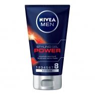 Nivea Gel  Power  No8 150 ml