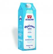 Δωδώνη Φρέσκο Γάλα   1 L