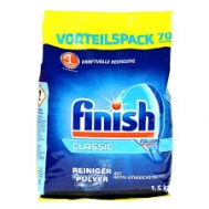Finish Calgonit Λεμόνι Υγρό Απορρυπαντικό Πλυντηρίου Πιάτων 1 lt