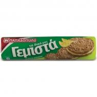 Παπαδοπούλου Γεμιστά Μπισκότα Λεμόνι 200 gr