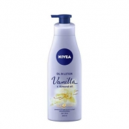 Nivea Body Oil In Lotion Vanilla & Almond 250 ml