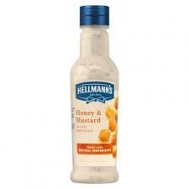 Hellmann's Honey & Mustard Salad Dressing 210 ml