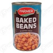 Farmer Φασόλια Baked Beans 400 gr