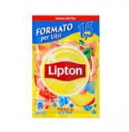 Lipton Ice Φακελάκι σε Σκόνη Ροδάκινο 125 gr