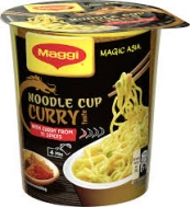 Maggi  Magic Asia  Noodles Cup Κάρυ 63 gr