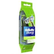Gillette Blue III Sensitive  Ξυραφάκια 8 Τεμάχια