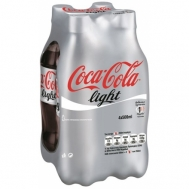 Coca Cola Light 4x500 ml