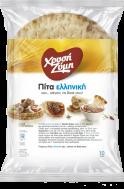 Χρυσή Ζύμη  Πίτα Ελληνική για Σουβλάκι 650 gr