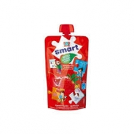 Δέλτα Smart Φυσικός Χυμός  Κεράσι Φράουλα  200 ml