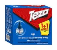 Teza  Υγρό Ανταλλακτικό 1+1Δώρο