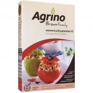 Agrino Brown Family Καστανό Ρύζι για Γεμιστά και Ριζότο 500 gr