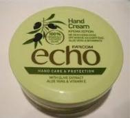 Echo Ενυδατική Κρέμα Χεριών 200 ml