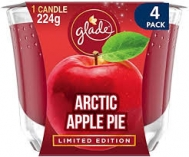 Glade Apple Arctic Pie Κερί    224 ml