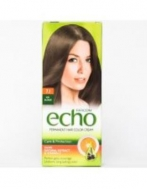Echo Βαφή Μαλλιών No 7.1 με Εκχύλισμα Ελιάς και Βιταμίνη c 60 ml