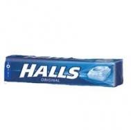 Halls Original Καραμέλες 33.5 gr