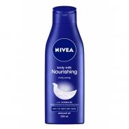 Nivea Body Milk Nourishing για Ξηρές/Πολύ Ξηρές Επιδερμίδες 250 ml