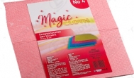 Magic   Σπογγοπετσέτα  Dry  No4 0.3Χ0.3
