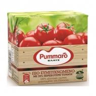 Pummaro Χυμός Τομάτας Πιο Συμπυκνωμένο 520 gr